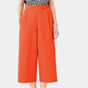 Saturday by Kate Spade Cropped Wide Pants